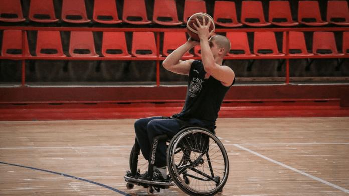"""Švraka, Vlado Švraka za MeridianSportBH: """"Košarka u kolicima je nešto posebno"""""""