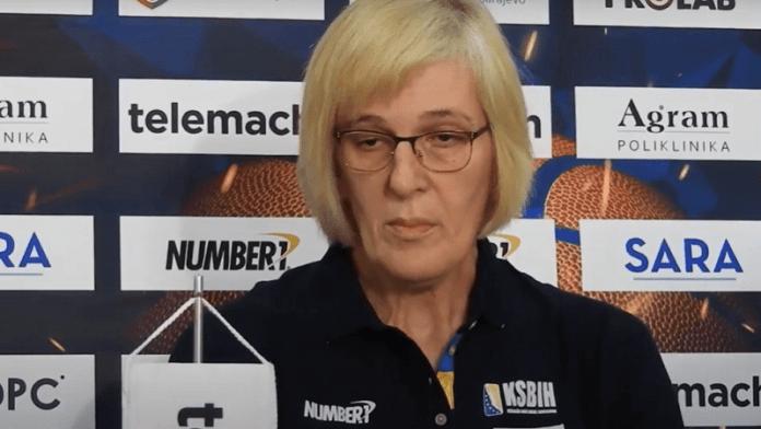 Lojo, Selektor Goran Lojo i Razija Mujanović zadovoljni pripremama, Eurobasket kreće u četvrtak