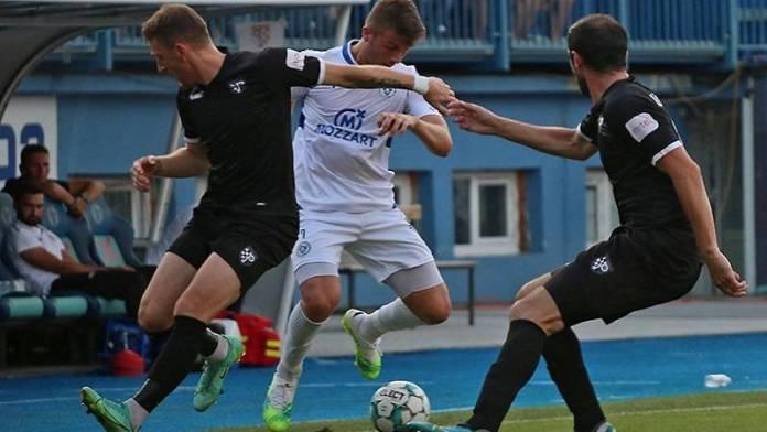 Mujezinović, Volej Mujezinovića za prva tri boda Željezničara, Posušje i dalje bez postignutog gola u novoj sezoni (FOTO)