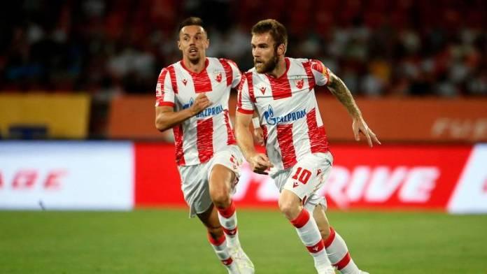 Zvezda, Zvezda naplatila sve dugove Kairatu: Pet golova u mreži Ustimenka za prolaz dalje crveno-bijelih