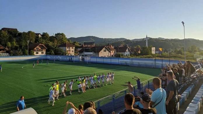 radnički, Druga liga FBiH – Sjever: Radnički osvojio Simin Han, Orahovica lako protiv Dizdaruše