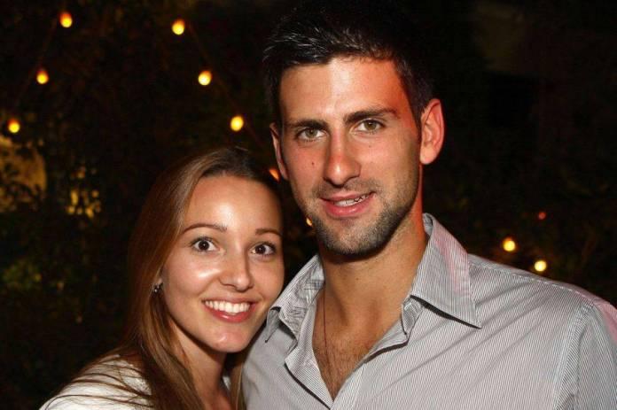 Jelena & Novak Đoković