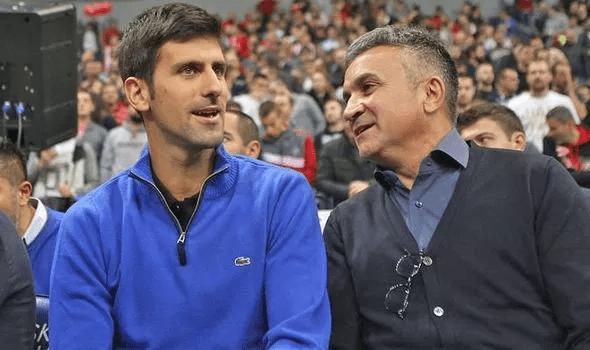 Diskvalifikacije: Novak i Srđan Đoković