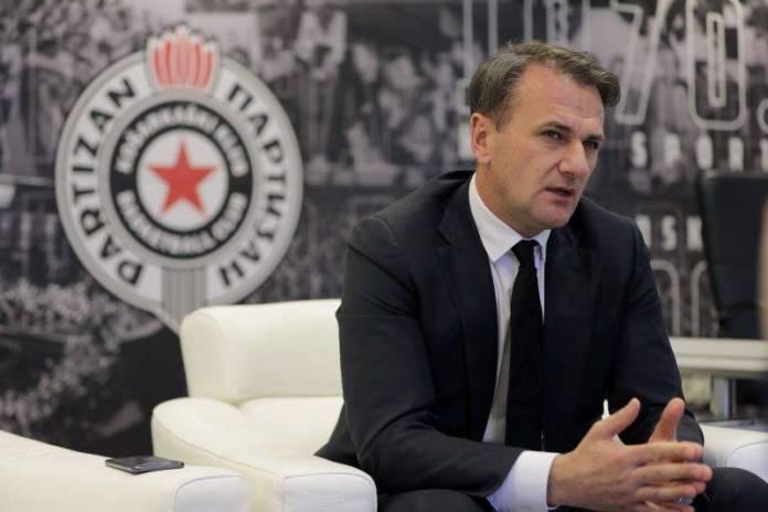 KK Partizan Ostoja Mijailović