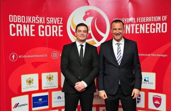 Instagram - CEV, Pajković