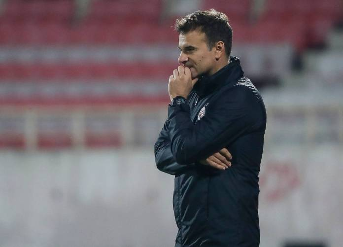 Trener Partizana