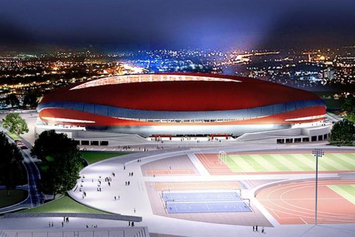 stadion nacionalnog tima srbije