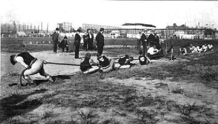Olimpijske igre u Sent Luisu 1904