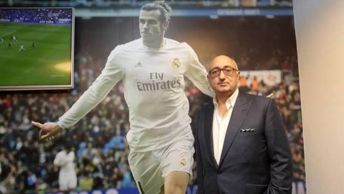 "Bale, BARNETT SOBRE BALE: ""ESTÁ FELIZ EN EL MADRID"""