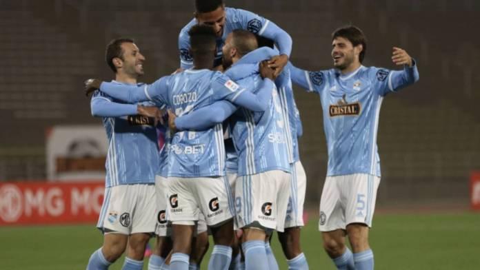 Sporting Cristal, SPORTING CRISTAL SE ACERCA A LOS PRIMEROS PUESTOS