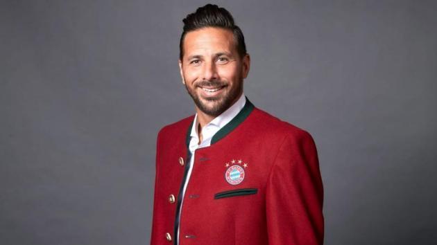 Pizarro, CLAUDIO PIZARRO ES NUEVO EMBAJADOR DEL BAYERN