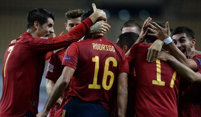 Alemania, APLASTANTE VICTORIA DE ESPAÑA SOBRE ALEMANIA POR 6-0
