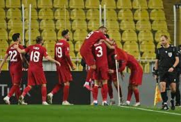 Turquía, TURQUÍA VENCIÓ A RUSIA POR 3-2