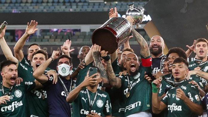 Palmeiras, PALMEIRAS CAMPEÓN DE LA LIBERTADORES