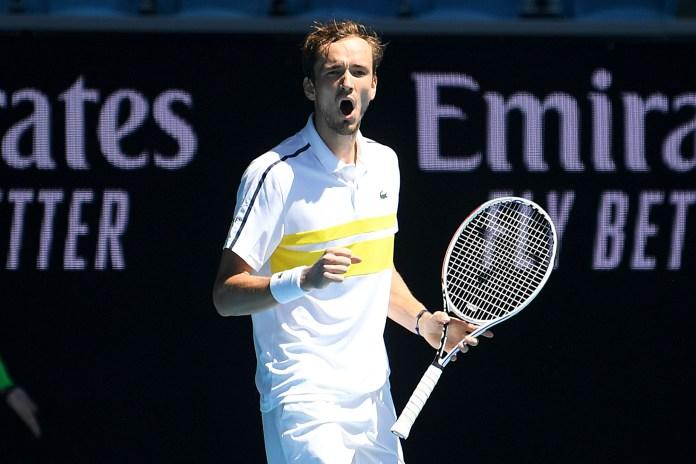 Medvedev Nadal Australian Open, MEDVEDEV Y NADAL A CUARTOS DEL AUSTRALIAN OPEN