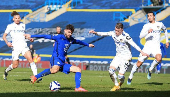 Leeds United Chelsea, EL CHELSEA Y EL LEEDS EMPATARON SIN GOLES