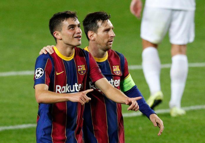 Pedri Lionel Messi, PEDRI QUIERE JUGAR CON MESSI MAS AÑOS