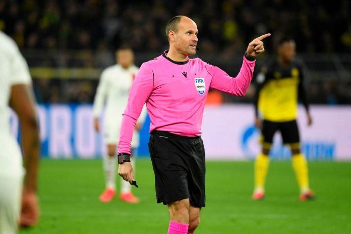 "mateu lahoz arbitro, MATEU LAHOZ: ""ME ADAPTO A LOS PARTIDOS"""