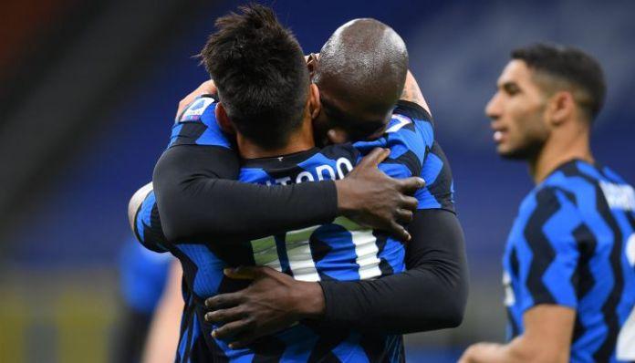 Inter Sassuolo, INTER SIGUE SIN DUDAR EN LA SERIE A