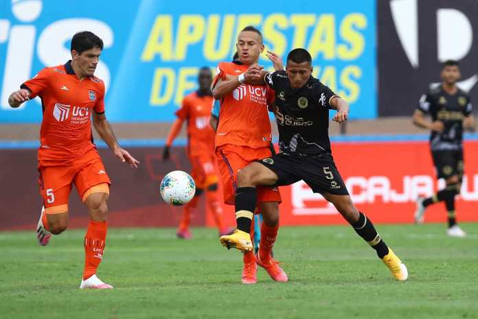 César Vallejo Cusco, CÉSAR VALLEJO Y CUSCO FC NO SE SACAN DIFERENCIAS