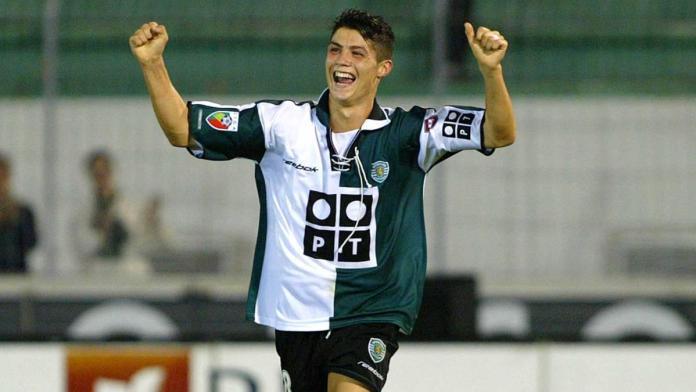 Cristiano Ronaldo Lisboa