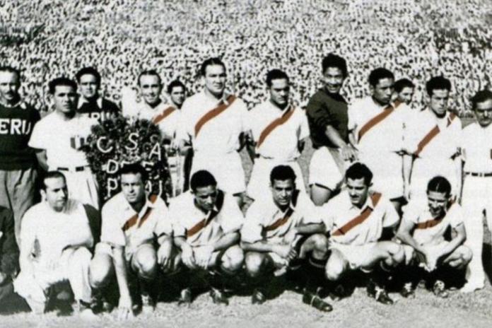 Perú Copas Américas, PERÚ EN LAS COPAS AMÉRICAS