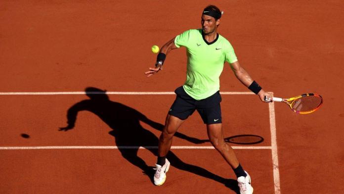 Rafael Nadal Garros, RAFAEL NADAL VUELVE A ROLAND GARROS