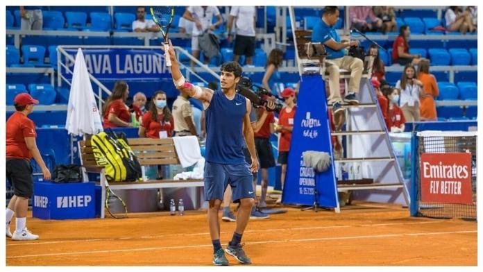 Alcaraz semifinales ATP Umag, ALCARAZ A SEMIFINALES DEL ATP DE UMAG