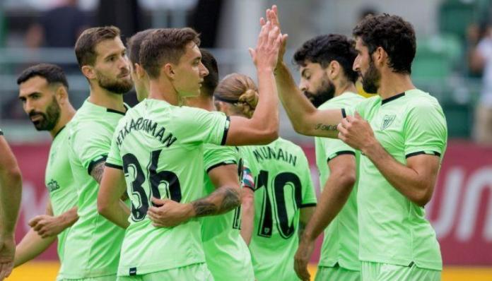 Dortmund Athletic, EL DORTMUND NO PUDO CON EL ATHLETIC CLUB
