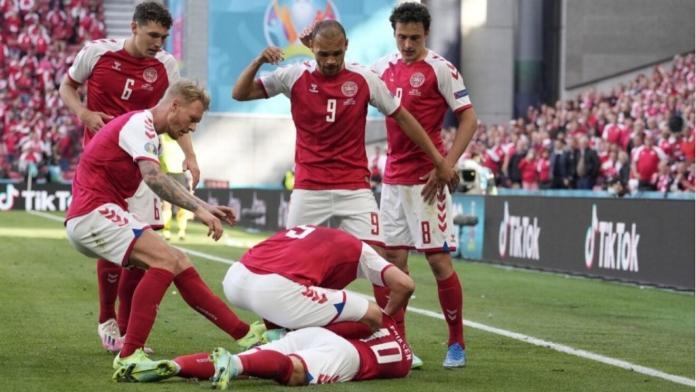 Braithwaite eurocopa, BRAITHWAITE DEJA MENSAJE TRAS EUROCOPA