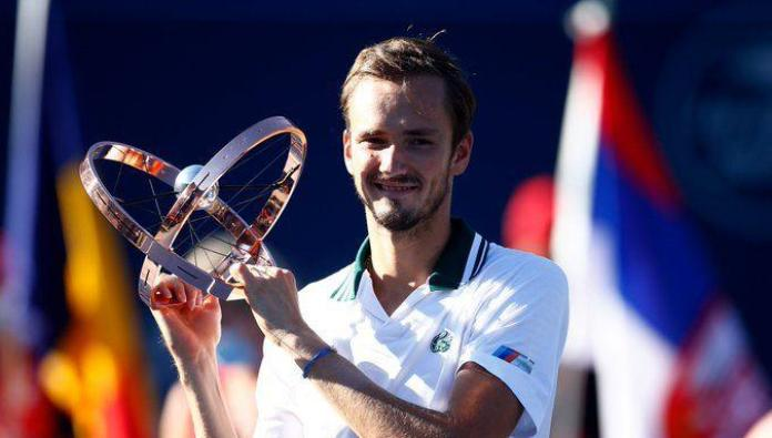 Medvedev es campeón