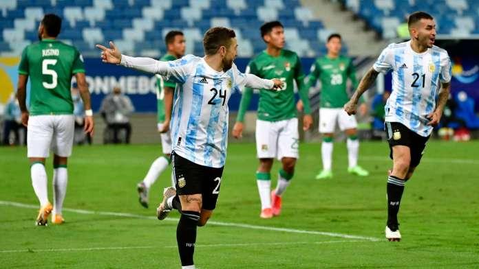 Argentina Bolivia, ARGENTINA Y BOLIVIA SE VEN LAS CARAS MAÑANA