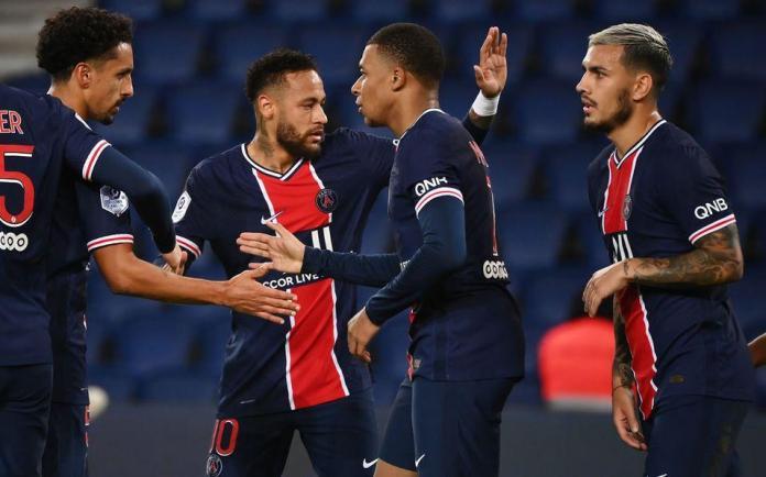 PSG Angers, VUELVE LA LIGUE 1 EL VIERNES CON EL PSG – ANGERS