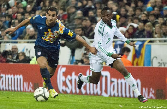 Nigerija protiv Katalonije