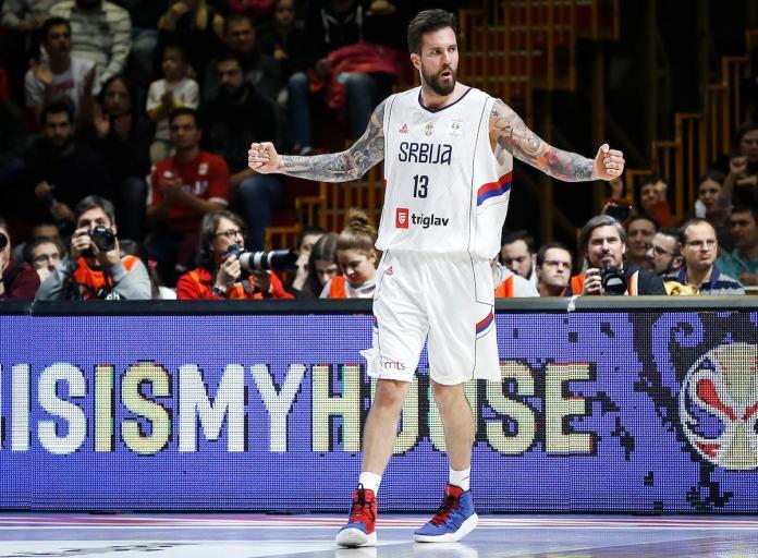 Miroslav Raduljica KK Žeđijang Lajons CBA liga