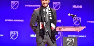 Dejvid Bekam David Beckham MLS