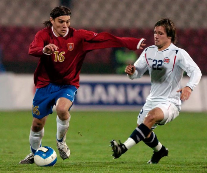 Srbija Nenad Kovačević