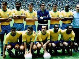 Brazil 1970 Saldana