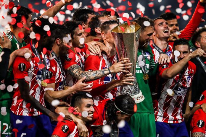 Atletiko Madrid Evrogol podkast