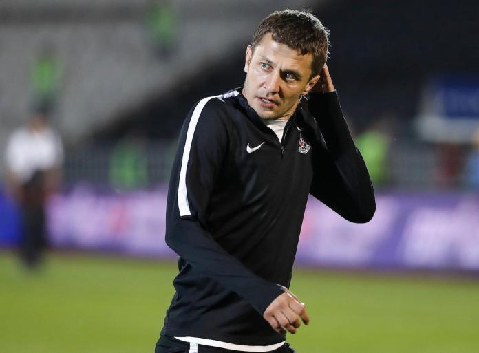 Saša Ilić Partizan