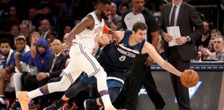 NBA Nemanja Bjelica