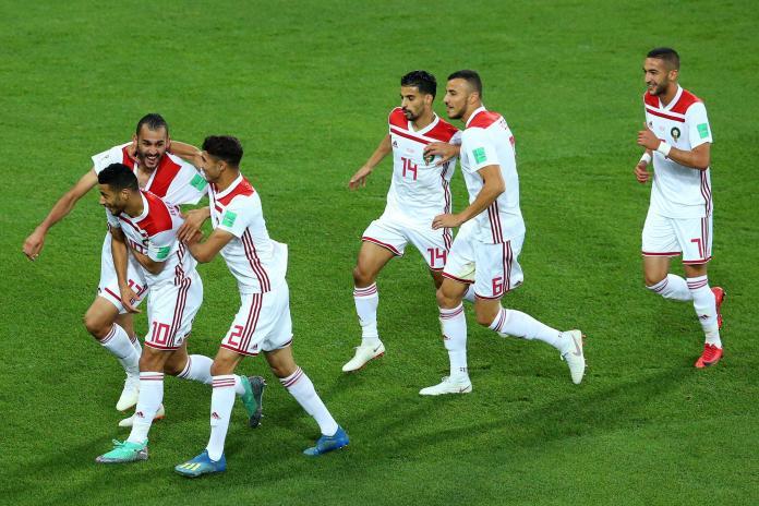 Reprezentacija Maroka