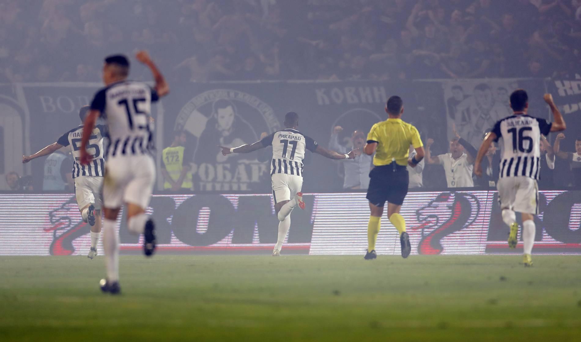 """Partizan u Večitom derbiju: Proizvod motivacije ili Batina """"terapija""""?"""