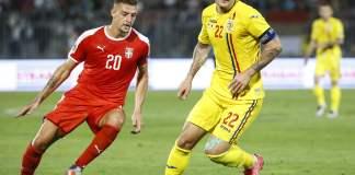 Liga nacija Rumunija