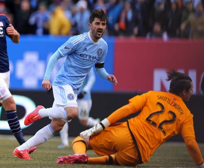 David Vilja je ikona MLS lige: Napušta Njujork posle 4 godine za pamćenje!