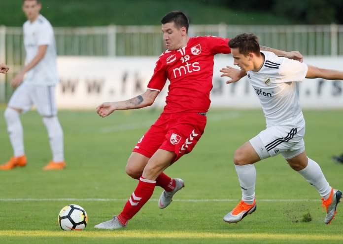 """Petar Grbić za Meridian Sport: ''Uvek sam želeo saradnju s Lalatovićem, ali tada je bio u Zvezdi"""""""