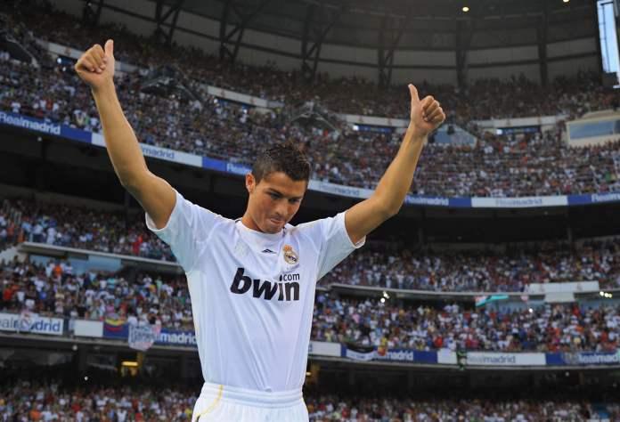 Ronaldo-Real
