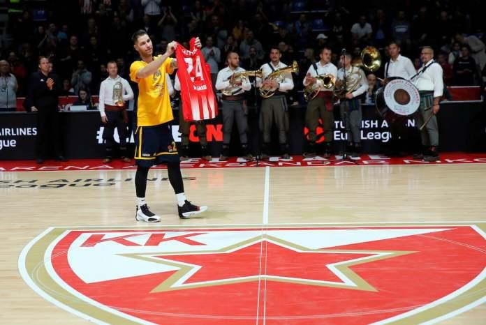 stefan jović-crvena zvezda-košarka-povratak