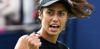 Olga Danilović-Australijan open