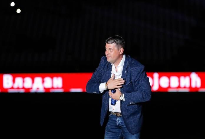 MILOJEVIĆ: Zvezda igra lepo, može da prođe grupu u Ligi Evrope!